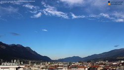 New Webcam Innsbruck